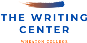 Wheaton College Writing Center logo